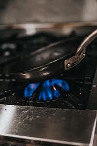 Gas Oven Sounds Like a Blowtorch