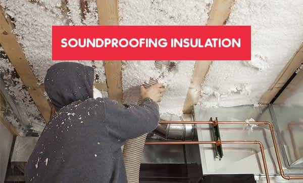 You are currently viewing What is the best Soundproofing Insulation for Noise Reduction [2021]
