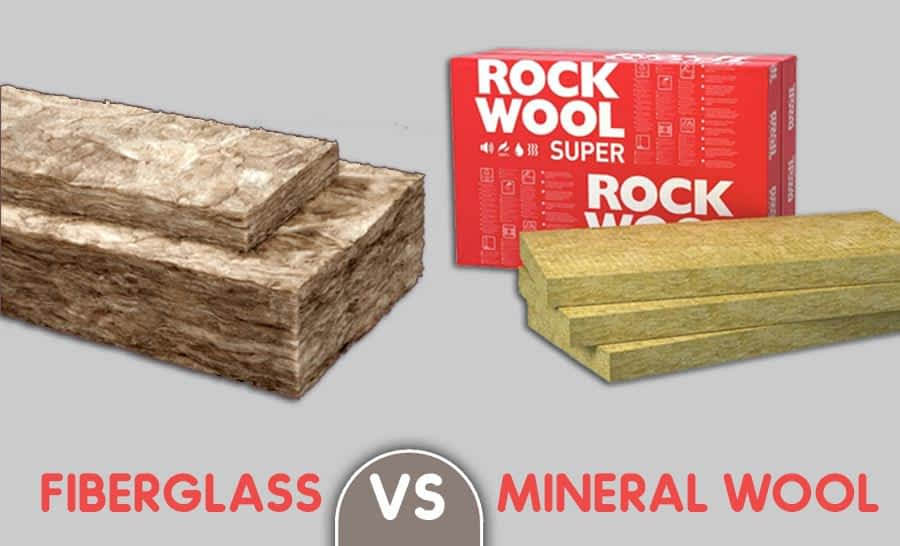What's the Difference: Mineral Wool Insulation Vs Fiberglass